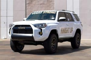 Good Findlay Toyota Is Burning Up With Golden Knights Fever