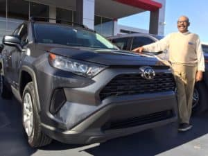 Findlay Toyota Henderson >> Newly Redesigned 2019 Rav4 Highlighted At Findlay Toyota In