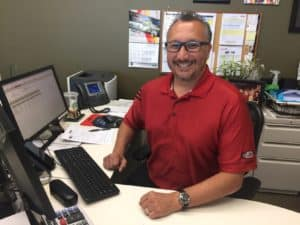 Findlay Toyota's Anthony Velardi has good reason to support