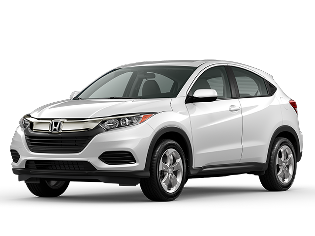 2021 Honda HR-V LX 2WD CVT