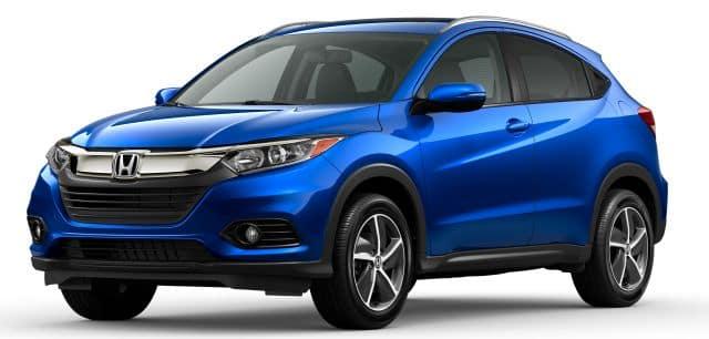 2021 Honda HR-V 2WD EX-L
