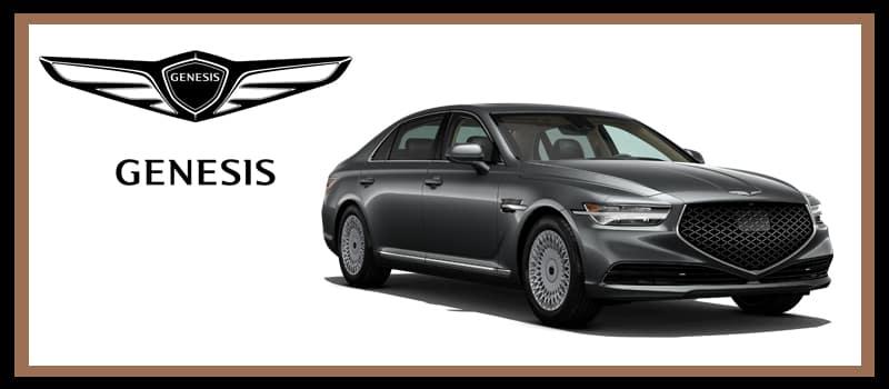 New 2021 Genesis G90 3.3T Premium AWD 4D Sedan
