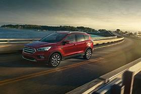 2017 ford escape lease