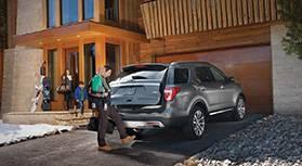 ford explorer lease