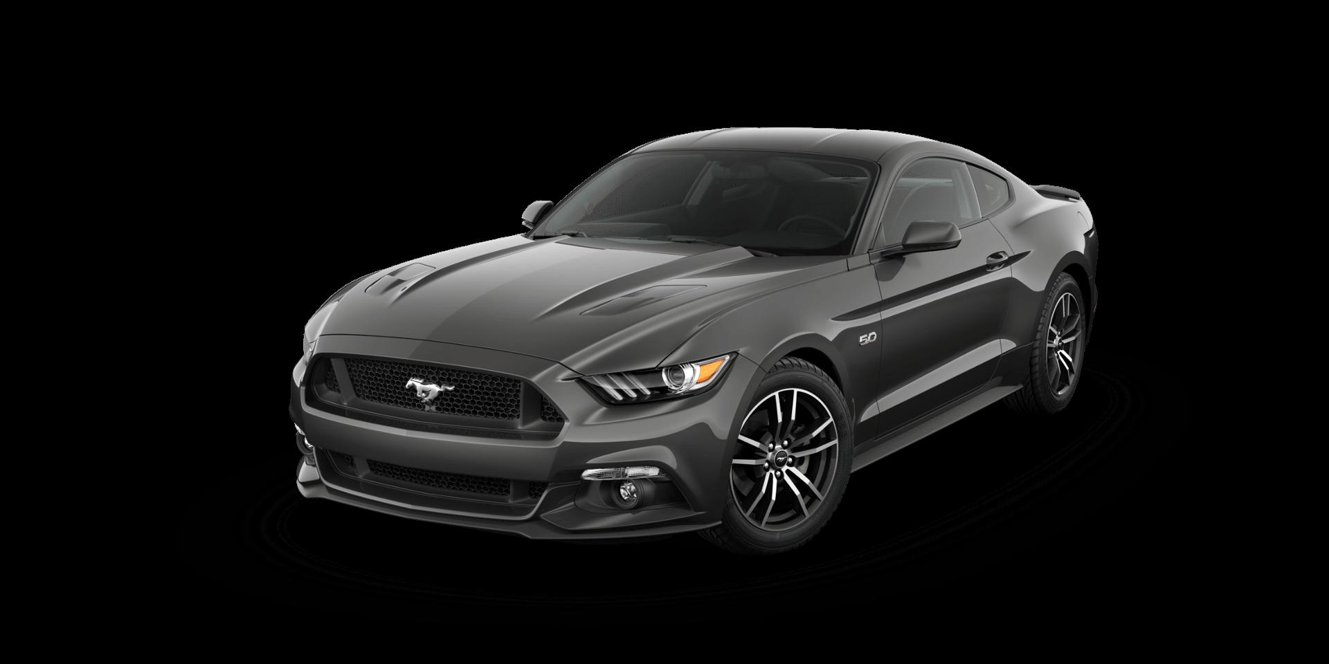 2017 Mustang GT Fastback