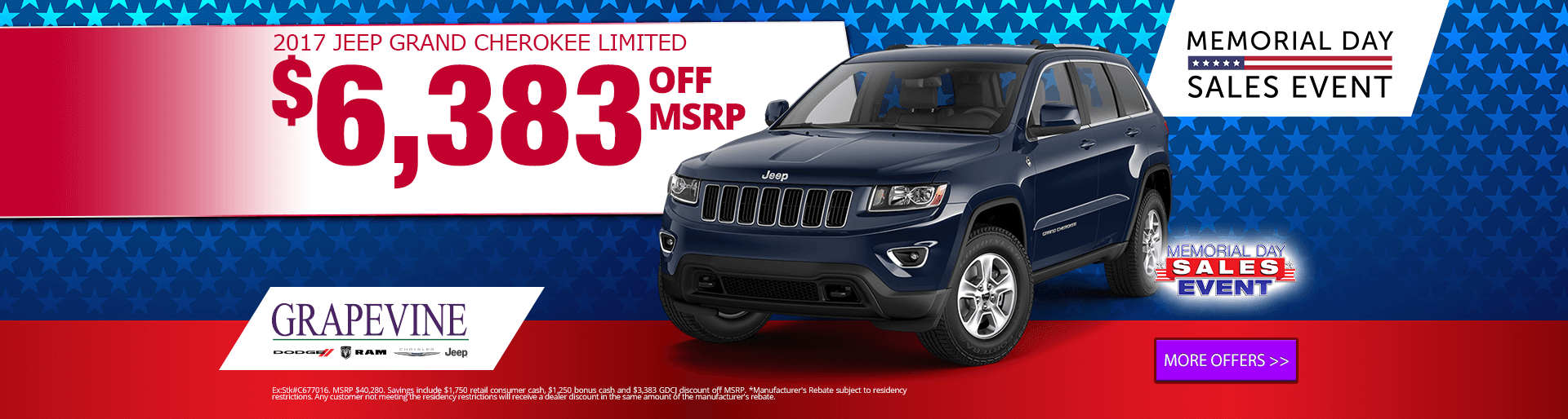 New Vehicle Specials In Dallas Tx Grapevine Chrysler