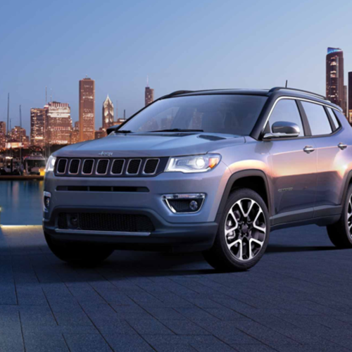 2019 Jeep Compass: New Dodge & Jeep Research