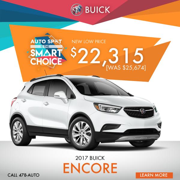 NEW LOW PRICE - 2017 Buick Encore