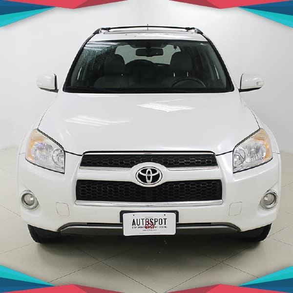 Pre-Owned 2011 Toyota RAV4 Ltd AWD