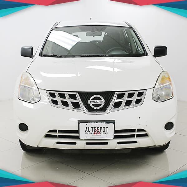 Pre-Owned 2013 Nissan Rogue S Front Wheel Drive SUV