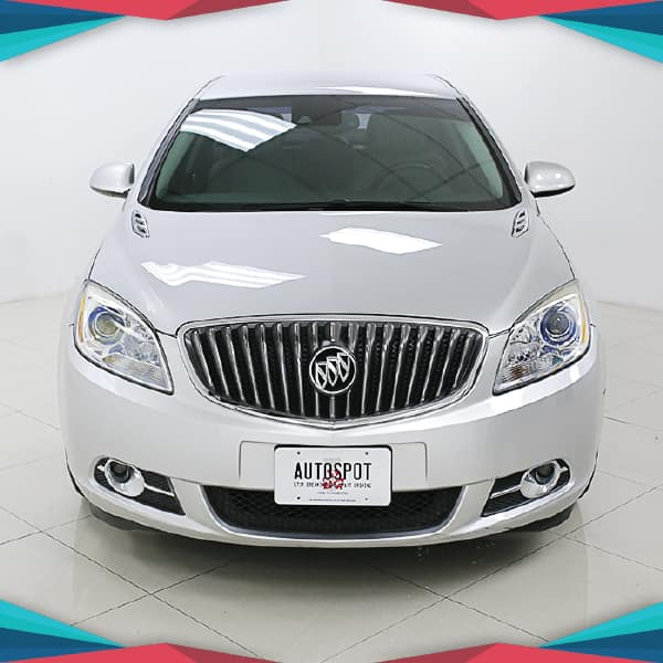 Pre-Owned 2015 Buick Verano Convenience Group Front Wheel Drive Sedan