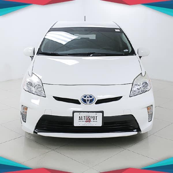Pre-Owned 2013 Toyota Prius Five Front Wheel Drive Sedan