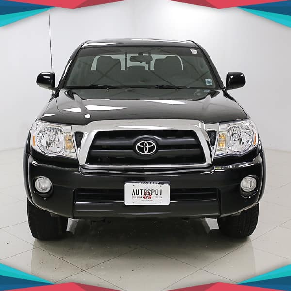 Pre-Owned 2011 Toyota Tacoma 2WD Double LB V6 AT Rear Wheel Drive Pickup Truck