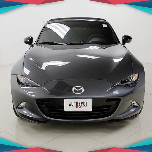 Pre-Owned 2017 Mazda MX-5 Miata Sport Rear Wheel Drive Convertible
