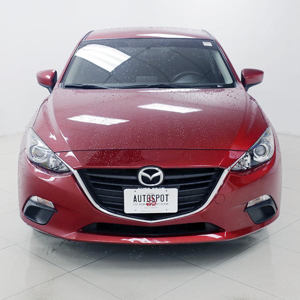 Pre-Owned 2016 Mazda3 i Sport Front Wheel Drive Sedan