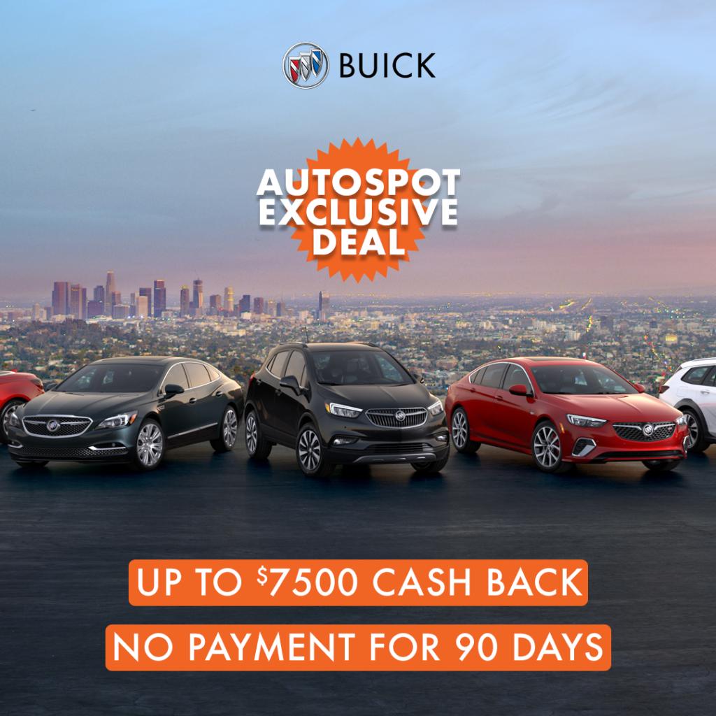 AutoSpot Buick Exclusive Deal