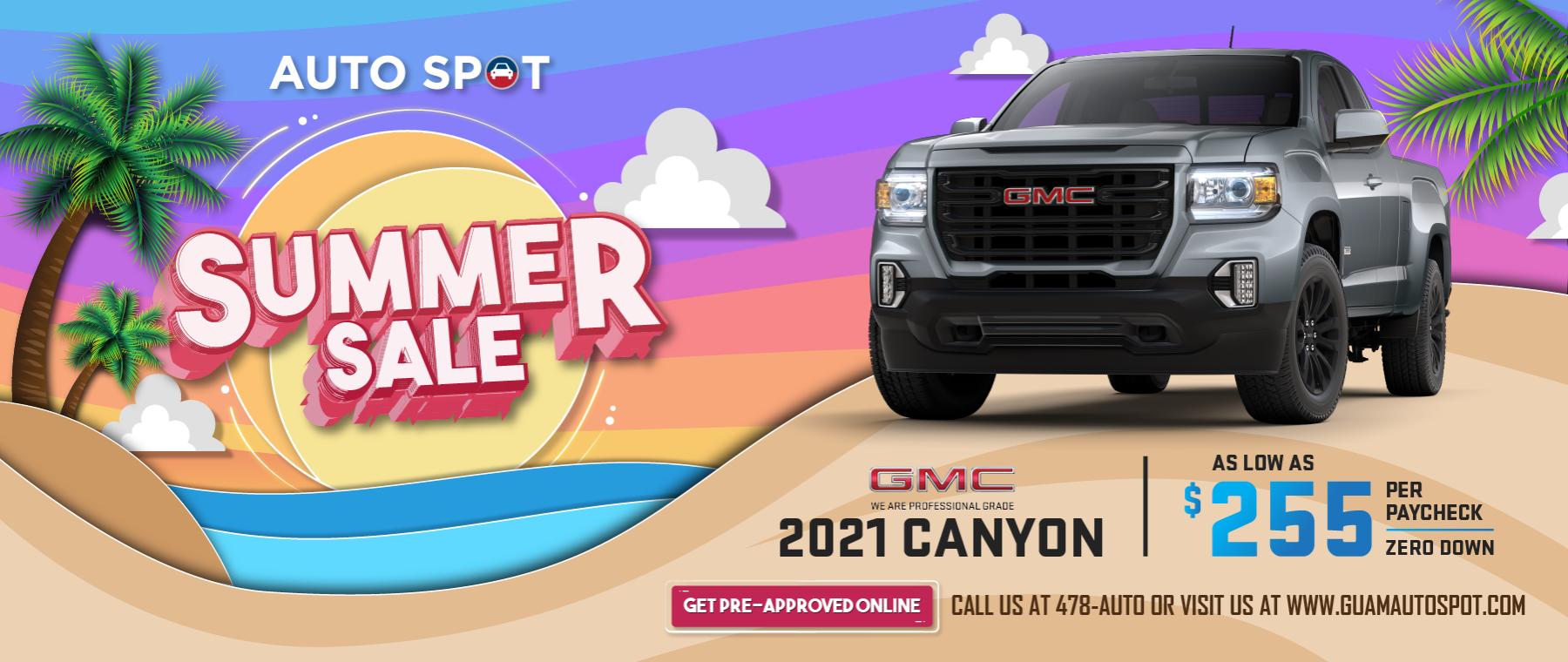 GMC Canyon_Web Bannerr 1800 x 760 px
