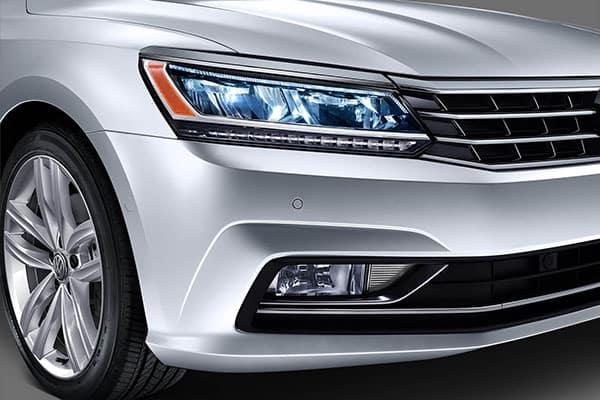 2018 Volkswagen Passat Design