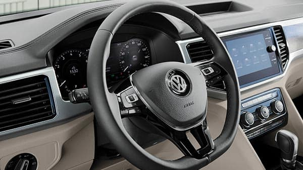 2019 Volkswagen Atlas Technology