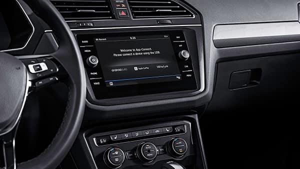 2018 Volkswagen Tiguan Technology Features
