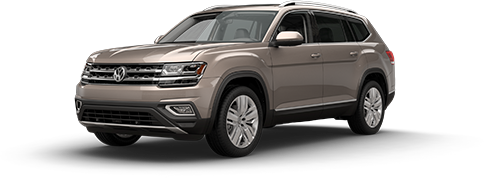 2018 Volkswagen Atlas SEL Premium