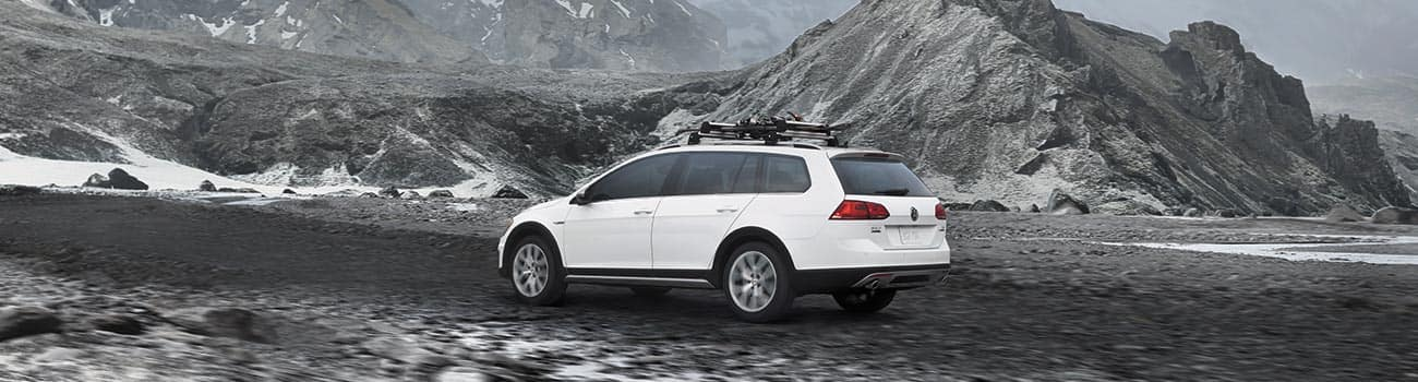 Volkswagen snow