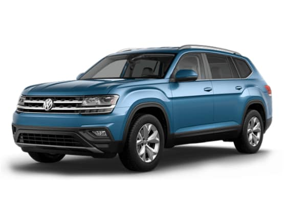 The VW Atlas
