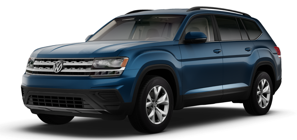 2020 Volkswagen Atlas 2.0T S lease Chicago
