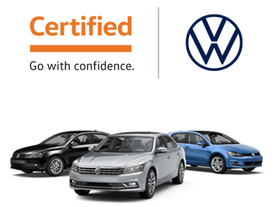 Certified Pre-Owned Volkswagen Cars