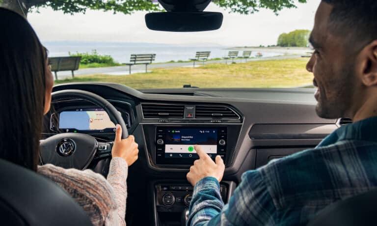 2020 Volkswagen Tiguan tech image