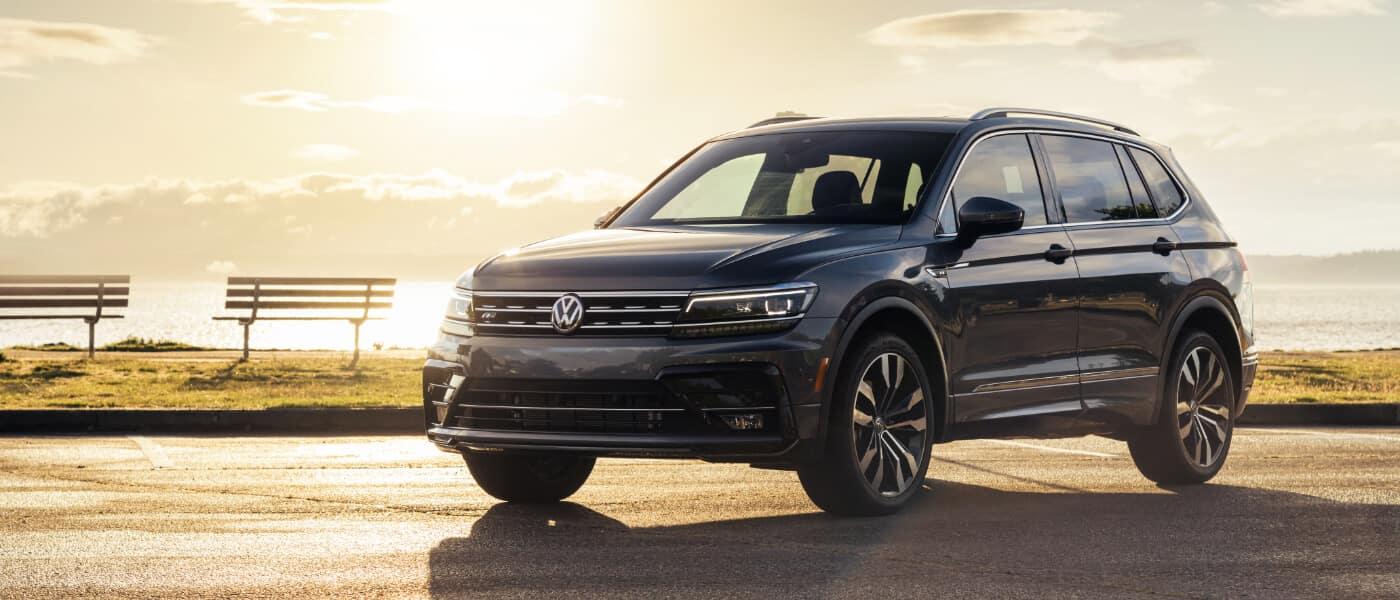 2020 Volkswagen Tiguan vs. 2020 Chevy Equinox