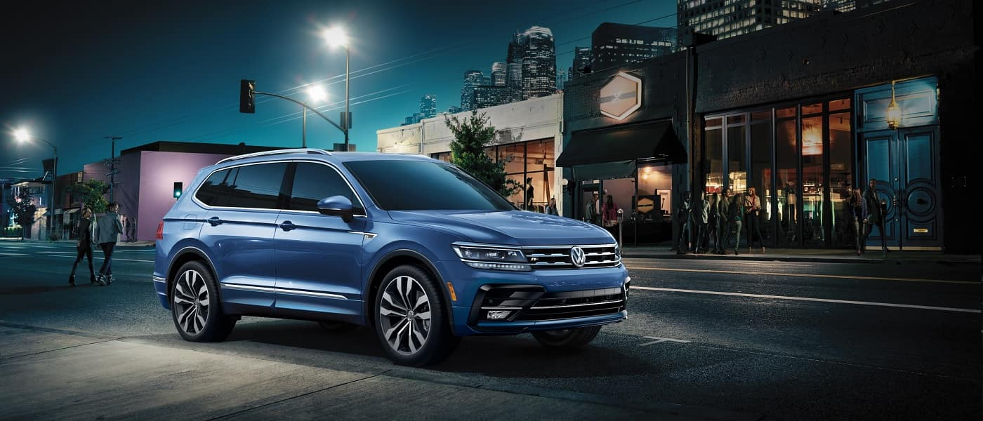 2020 Volkswagen Tiguan vs. 2020 Ford Escape