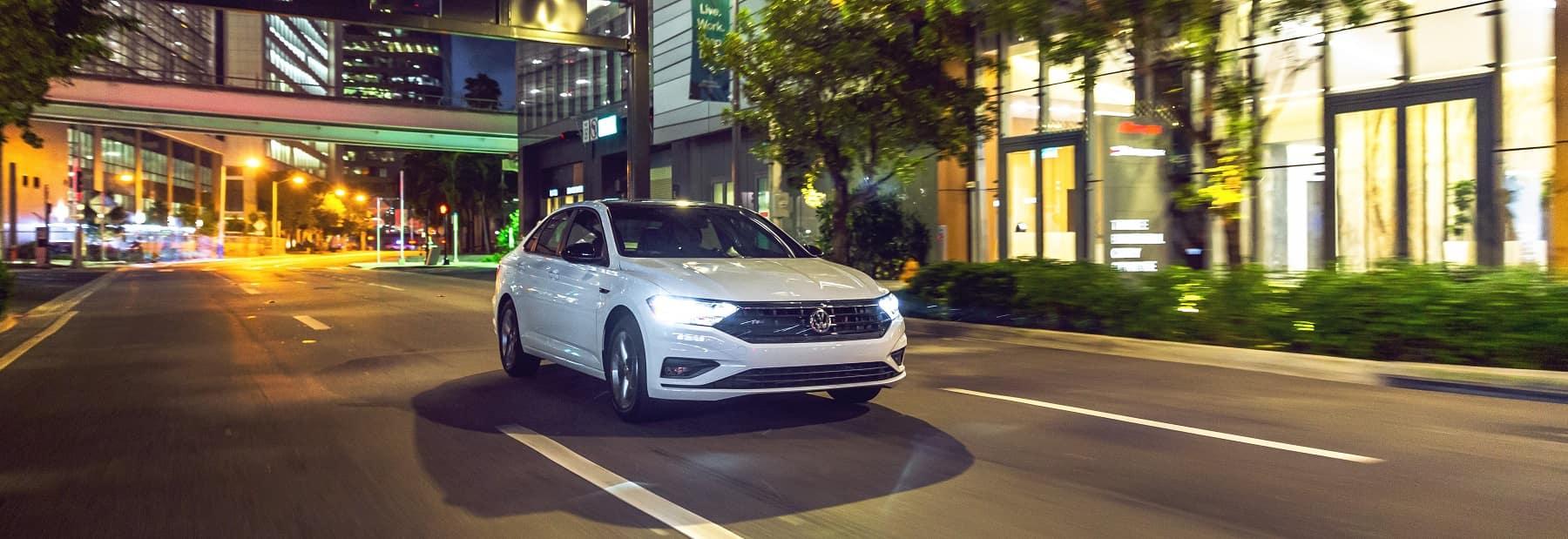 Gray 2020 Volkswagen Jetta trim levels