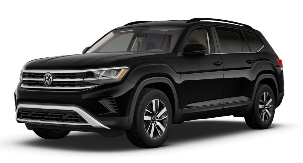 2021 Volkswagen Atlas lease in Chicago