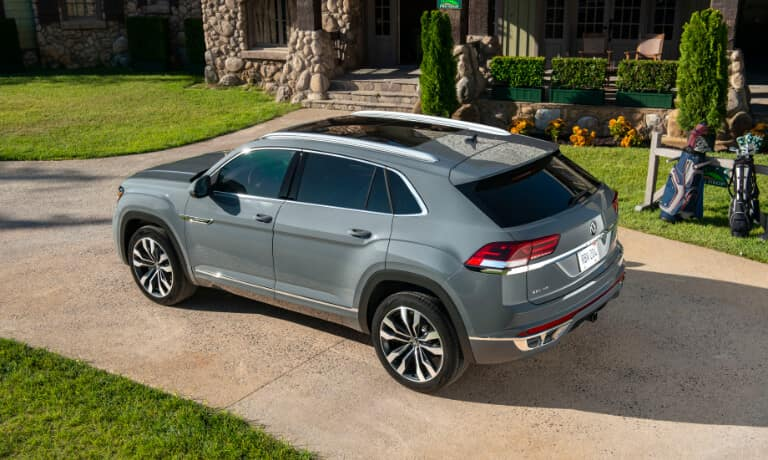 2020 Volkswagen Atlas Cross Sport exterior design