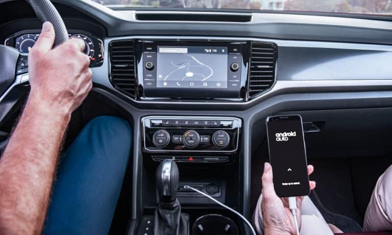 2020 Volkswagen Atlas Cross Sport tech image
