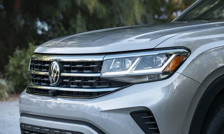 2021 Volkswagen Atlas exterior front grill image