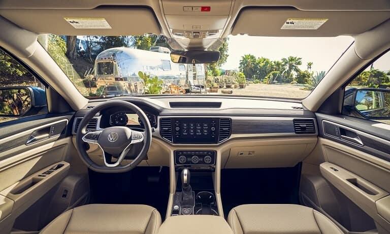 2021 Volkswagen Atlas technology features image