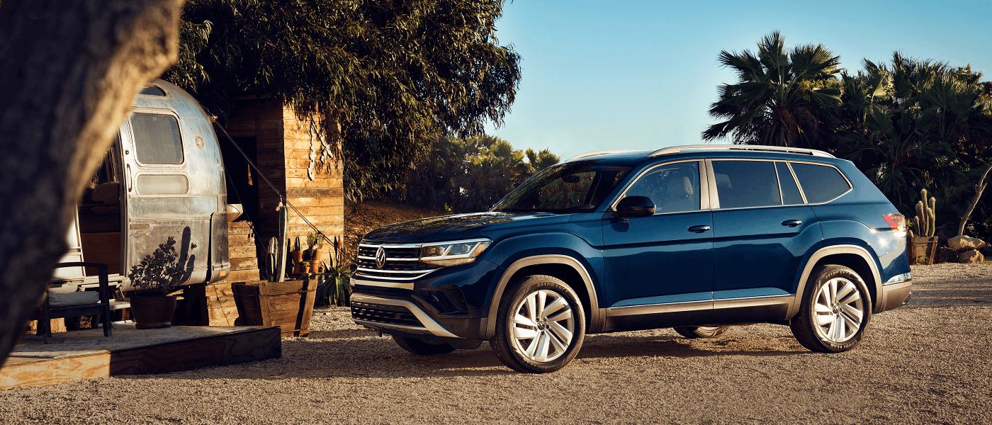 2021 Volkswagen Atlas size, specs, interior, exterior, and color options