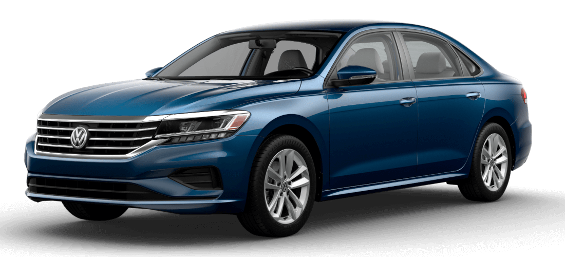 2020 vw passat lease deal near chicago