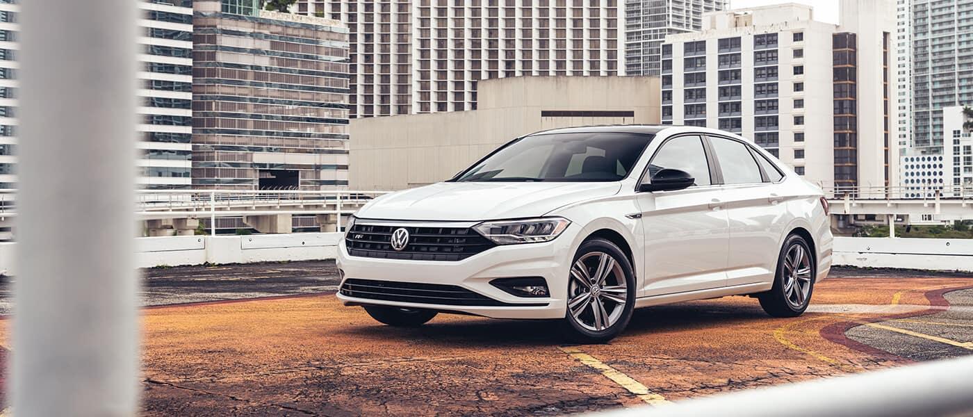 2020 Volkswagen Jetta vs. 2020 Ford Fusion