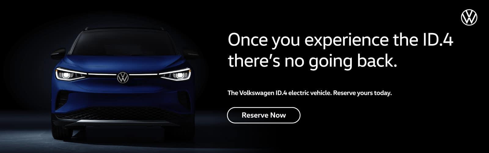 Volkswagen ID.4 Electric Vehicle