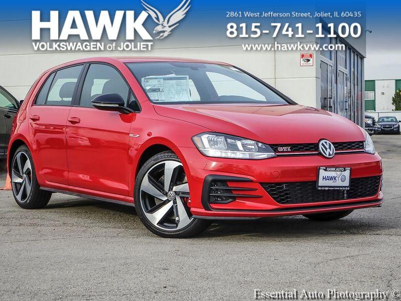 Auto Financing at Hawk Volkswagen of Joliet