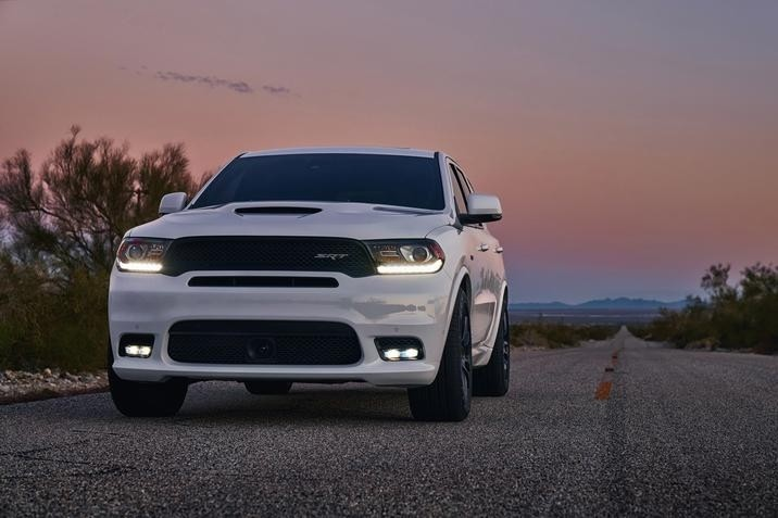 Dodge Suv List >> 2018 Dodge Durango Srt Named To 10 Best User Experience List