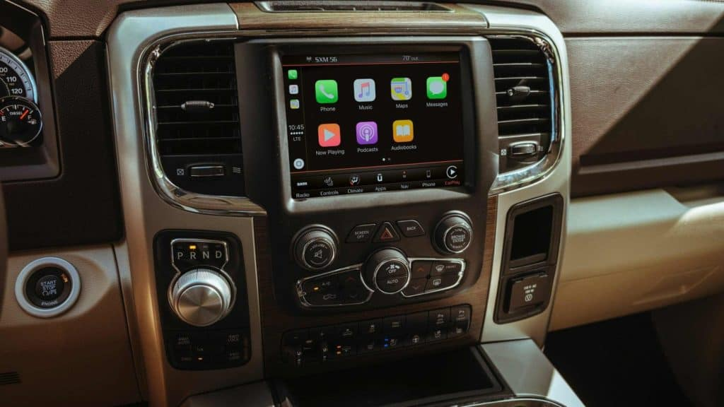 A Few Of The Features That Make The 2018 Ram 1500u0027s Interior Stand Out Are: