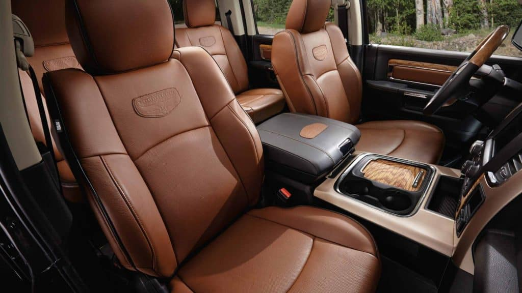 2018 Ram 1500 Has Best Interior Hebert S Town Country Chrysler