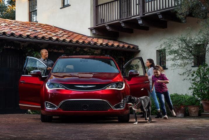 2019 Chrysler Pacifica for Sale Near Minden LA   Hebert's ...