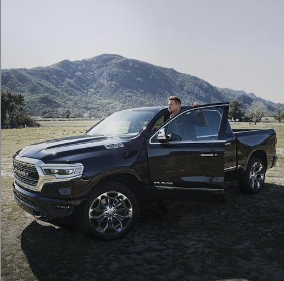 Marvel's Hawkeye Stars In Ram Truck Commercial