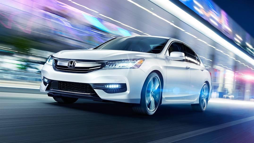 2016 Honda Accord Front Exterior