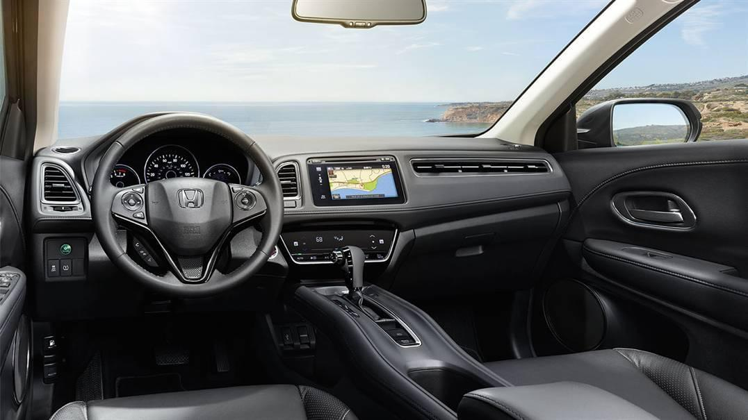 2016 Honda HR-V Interior Full